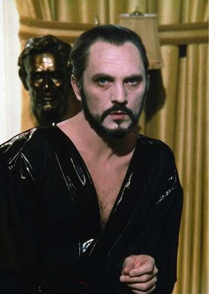 Terence Stamp as General Zod in My Ideal Superman Movie