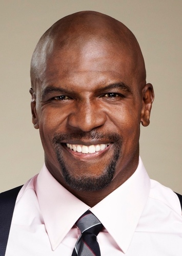 Terry Crews as Augustus Cole in Gears Of War