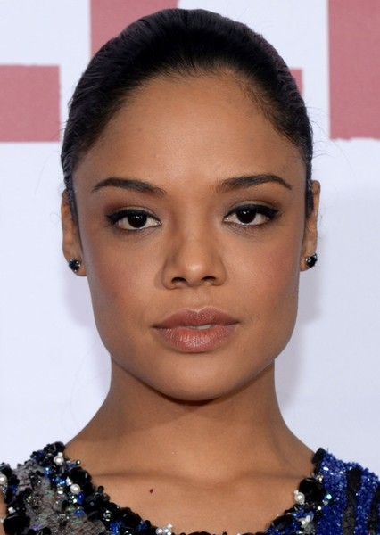 Tessa Thompson as Ellegaard in The Legend of the White Pumpkin