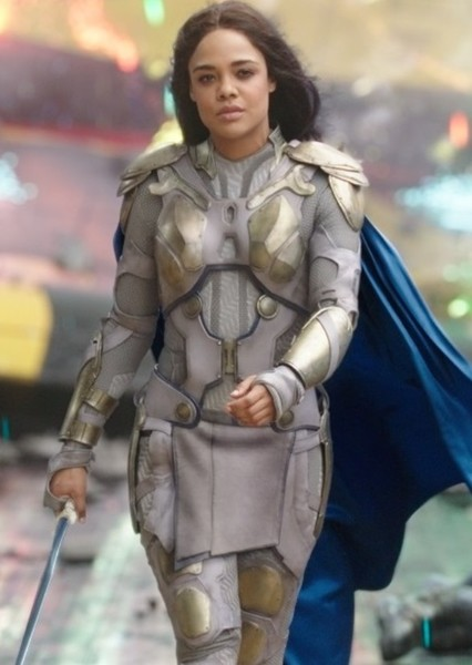 Tessa Thompson as Brunnhilde in The New Avengers: Secret Invasion