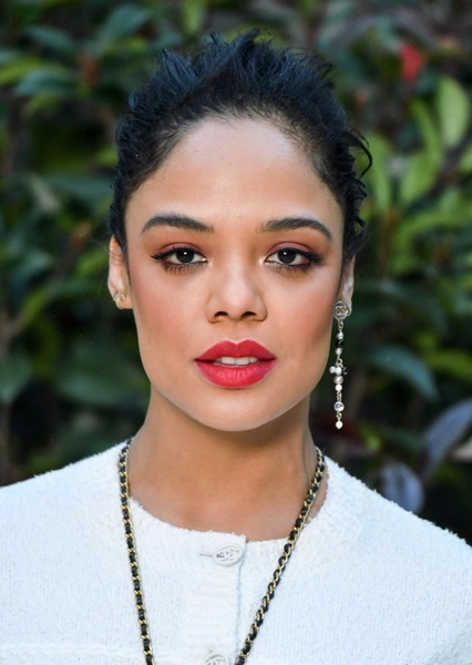 Tessa Thompson as Sister in Red vs. Blue