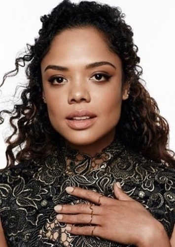 Tessa Thompson as Valkyrie in Kingdom Hearts: Endgame