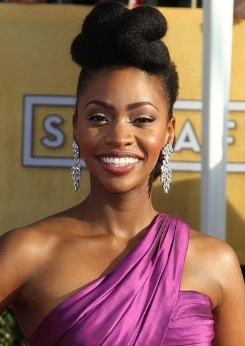 Teyonah Parris as Sceptre in Avengers Vs The Masters Of Evil