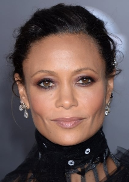 Thandie Newton as Eartha Kitt in Celebrity Biopics
