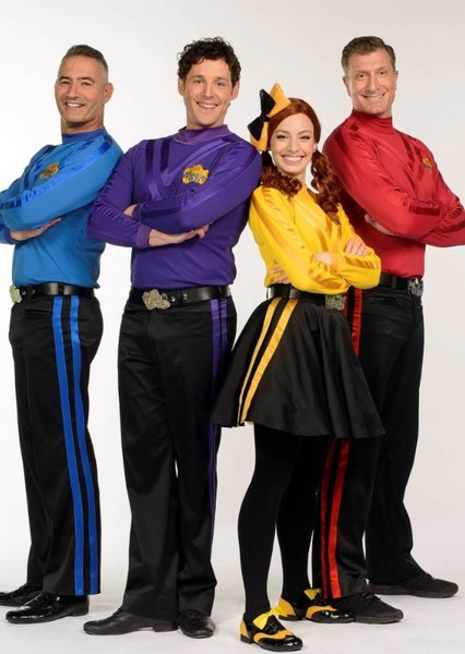 The Wiggles as The Wiggles in Power Rangers vs. The Wiggles