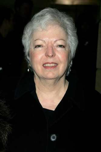 Thelma Schoonmaker as Editors in I Will Add All The Actors and Actress In The World