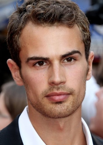 Theo James as Mark Antony in Roma Sub Rosa