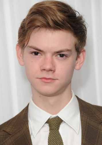 Thomas Brodie-Sangster as Quirinus Quirrell in Harry Potter