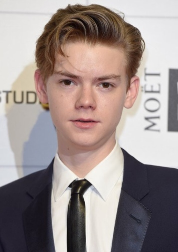 Thomas Brodie-Sangster as Harry Osborn in Marvel Studio's Spider-Man