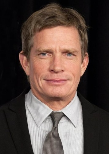 Thomas Haden Church as Flint Marko in Marvel Studio's Spider-Man