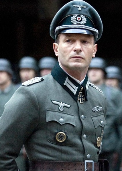 Thomas Kretschmann as German soldier and officer in World War II: The War in the Europe