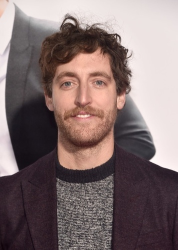 Thomas Middleditch as Tomar-Re in Green Lantern Corps