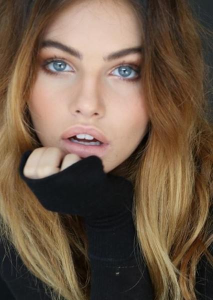 Thylane Blondeau as France in NyoTalia