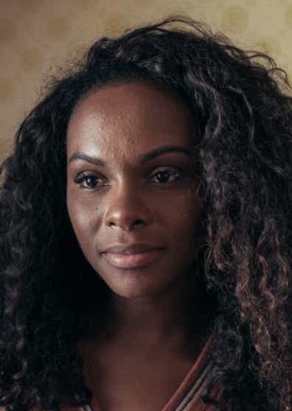 Tika Sumpter as Vitale in Star Wars: Alphabet Squadron Trilogy