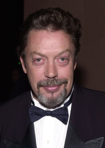 Tim Curry as The Master in Ridley Scott's Doctor Who