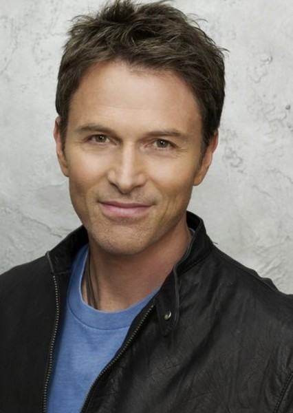 Tim Daly as Superman/Kal El/Clark Kent in Hi I'm A Marvel And I'm A DC Animated Fan Cast