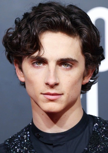 Timothée Chalamet as Kurt Wagner in Antonishing X Men
