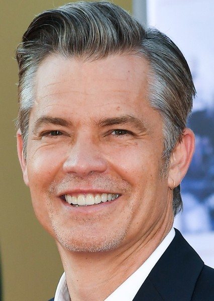 Timothy Olyphant as Mac Gargan in The Sinister Six