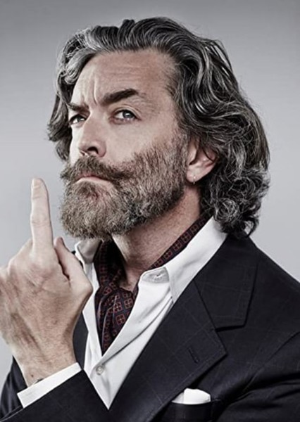 Timothy Omundson as Lionel Luthor in Smallville Reboot TV Fancast
