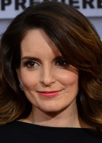 Tina Fey as Clotho in Hercules