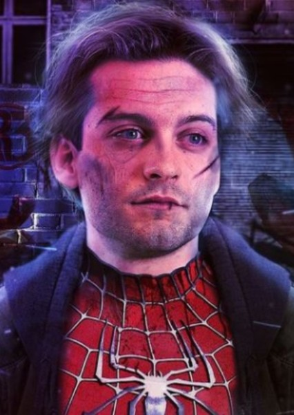 Tobey Maguire as Peter Parker in Spider-Man 7 [Read my Previous SM 6 before this]