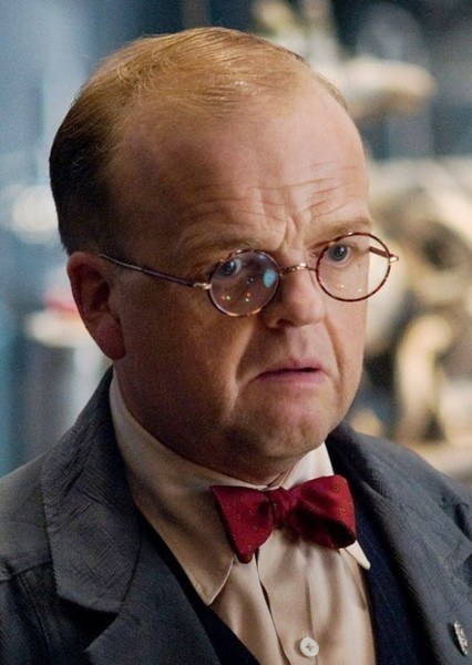 Toby Jones as Arnim Zola in Falcon And The Winter Soldier