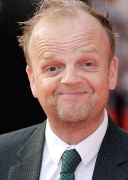 Toby Jones as Owl in Christopher Robin