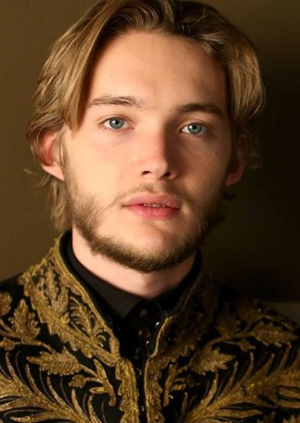 Toby Regbo as Meriadoc Brandigamo in The Lord of the Rings