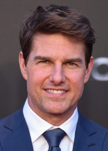 Tom Cruise as Rip Hunter in Booster Gold