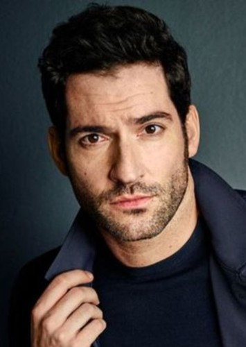 Tom Ellis as Harry Dresden in The Dresden Files
