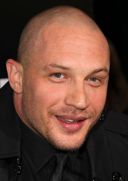 Tom Hardy as Gru in Despicable Me (Live Action)