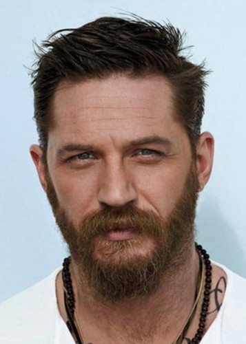 Tom Hardy as Chillest Anderson in How Humanity Went Extinct