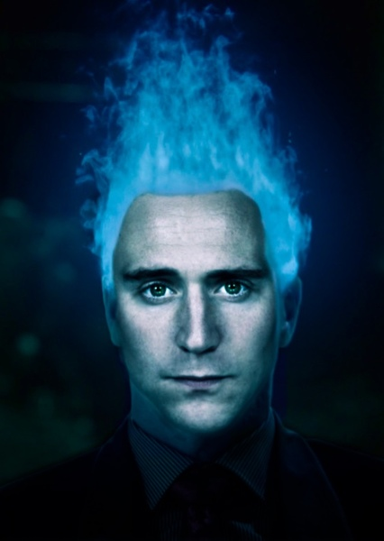 Tom Hiddleston as Hades in Hercules Live Action