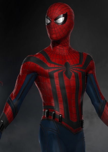 Tom Holland as Spider Man in Spider Man : The Sinister Six