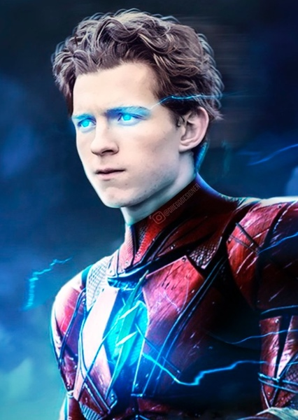 Tom Holland as Barry Allen in The Flashpoint Paradox