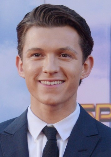 Tom Holland as Spider-Man(MCU) in Spider-Man: spider-verse
