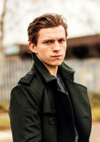 Tom Holland as Benedict Blue in Violet Evergarden