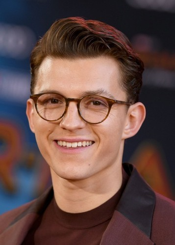 Tom Holland as Spiderman in Captain Marvel 2