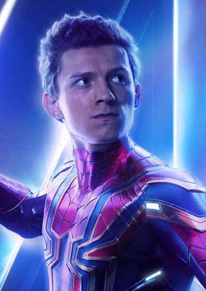 Tom Holland as Peter Parker in Marvel Cinematic Universe
