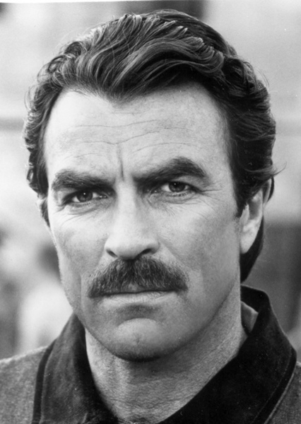 Tom Selleck as Bruce Wayne in The Caped Crusader (1989)