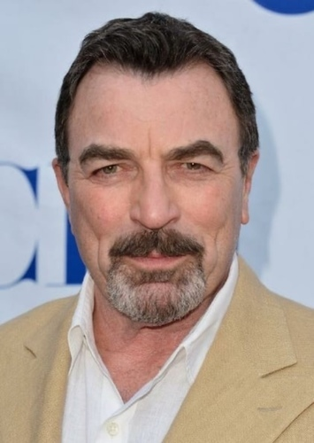 Tom Selleck as James Gordon in Once Upon A Time In Gotham