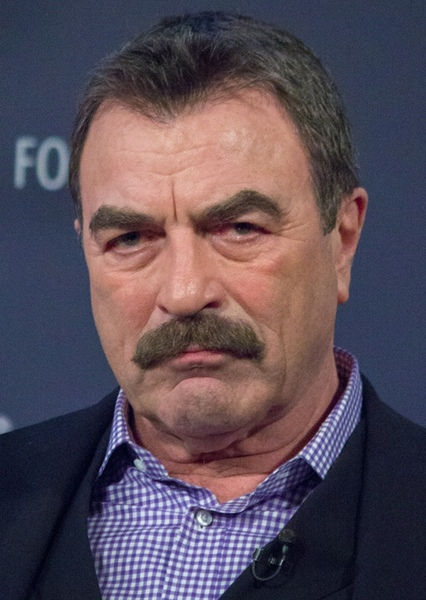 Tom Selleck as J. Jonah Jameson in Spider-Man (60s)