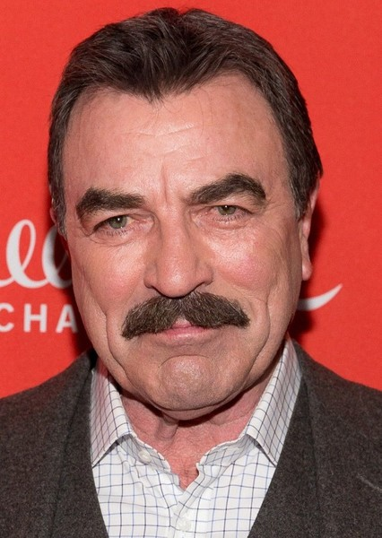 Tom Selleck as John Connor in Terminator 3: War (2000)