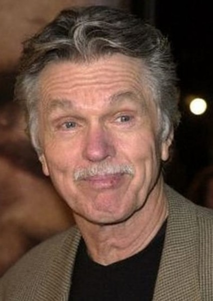 Tom Skerritt as Denish Wraive in Star Wars: Alphabet Squadron Trilogy