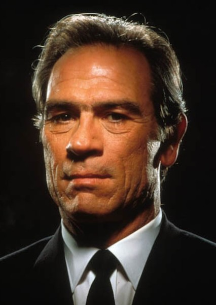Tommy Lee Jones as Two-Face in Batman Triumphant (1999)