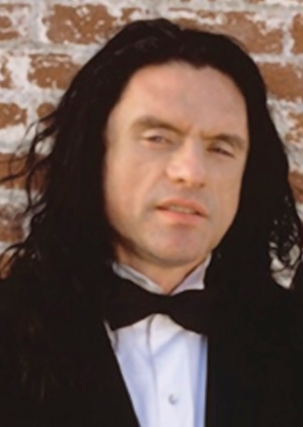 Tommy Wiseau as Flynn Rider in Tangled