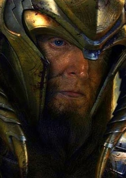 Tony Curran as Bor Burison in Thor : Realms of Asgard