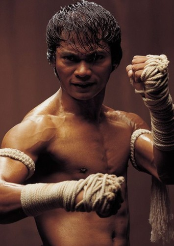 Tony Jaa as Baraka in Mortal Kombat II (Update!)