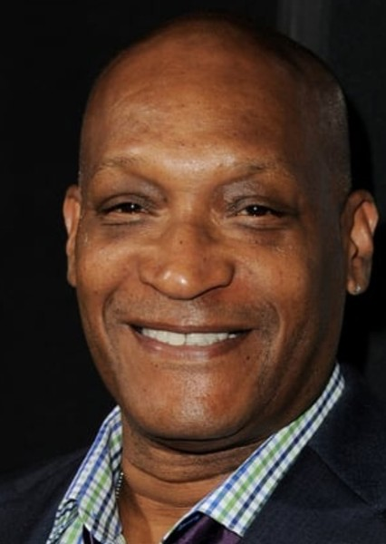 Tony Todd as Candyman in Slash of The Titans