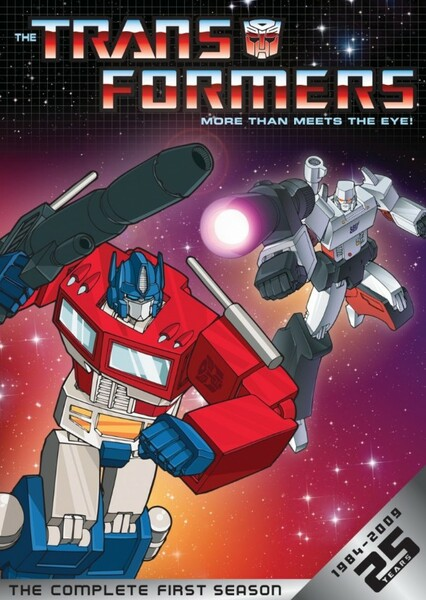 Transformers as Best Cartoon in Best & Worst of the 1980s